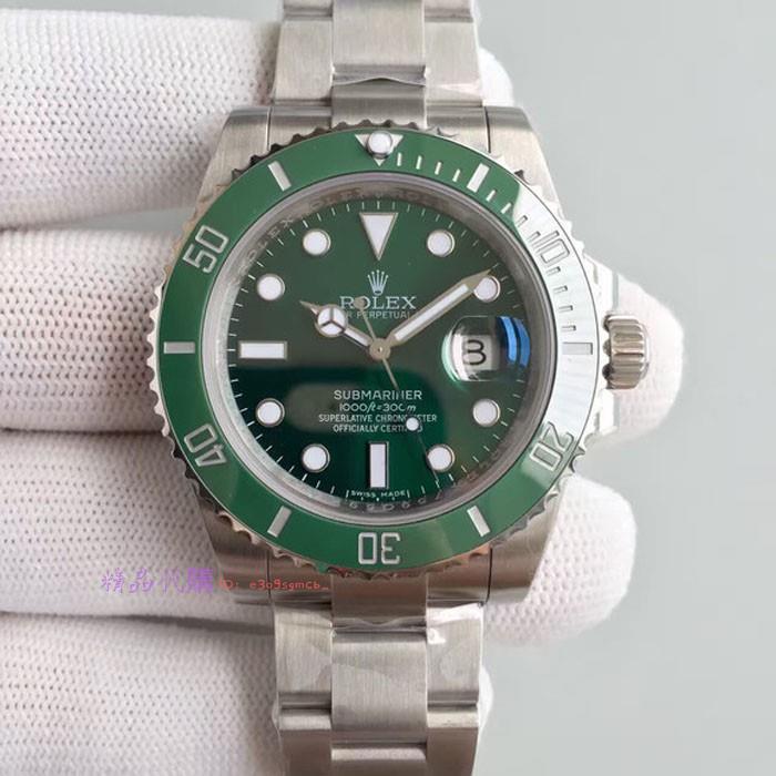 精品代購 強ROLEX勞力士男士手錶勞力士機械瑞士機芯腕表綠水鬼金鬼藍鬼黑水鬼水鬼王男士 勞力士手錶 潛航者 夜光