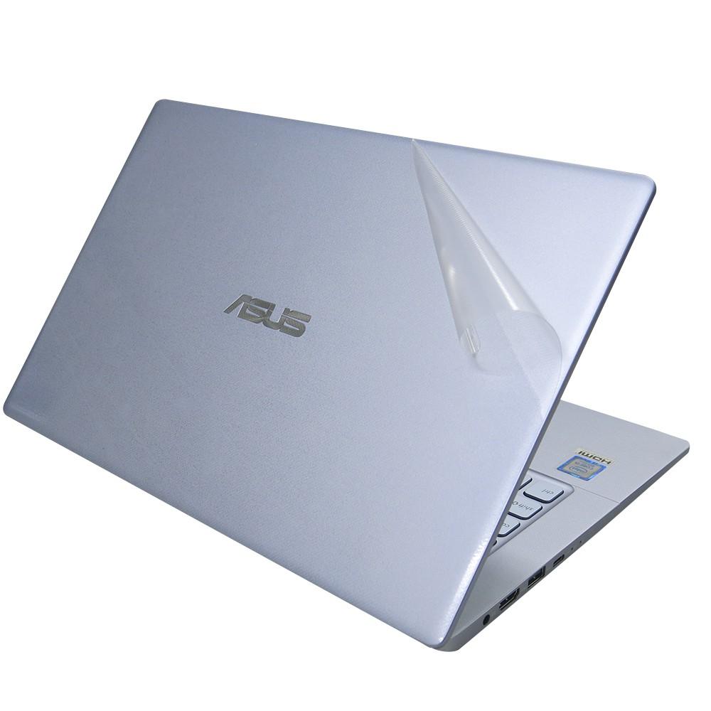 【Ezstick】ASUS S403 S403FA 透氣機身保護貼(含上蓋貼、鍵盤週圍貼、底部貼)DIY 包膜