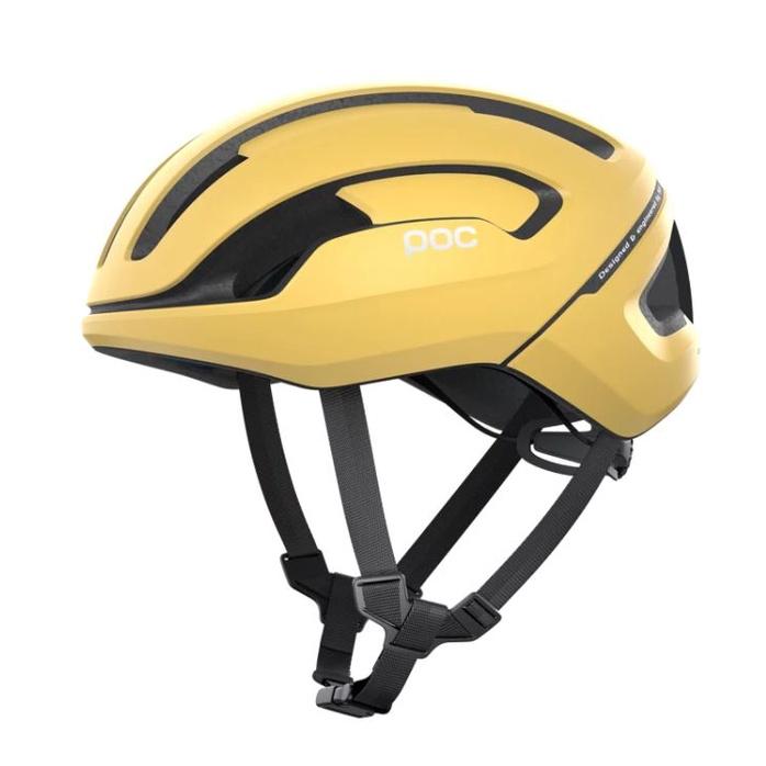 巡揚單車 -【POC】Omne Air Spin 安全帽 消光黃 S / M / L 加強撞擊防護 提升舒適
