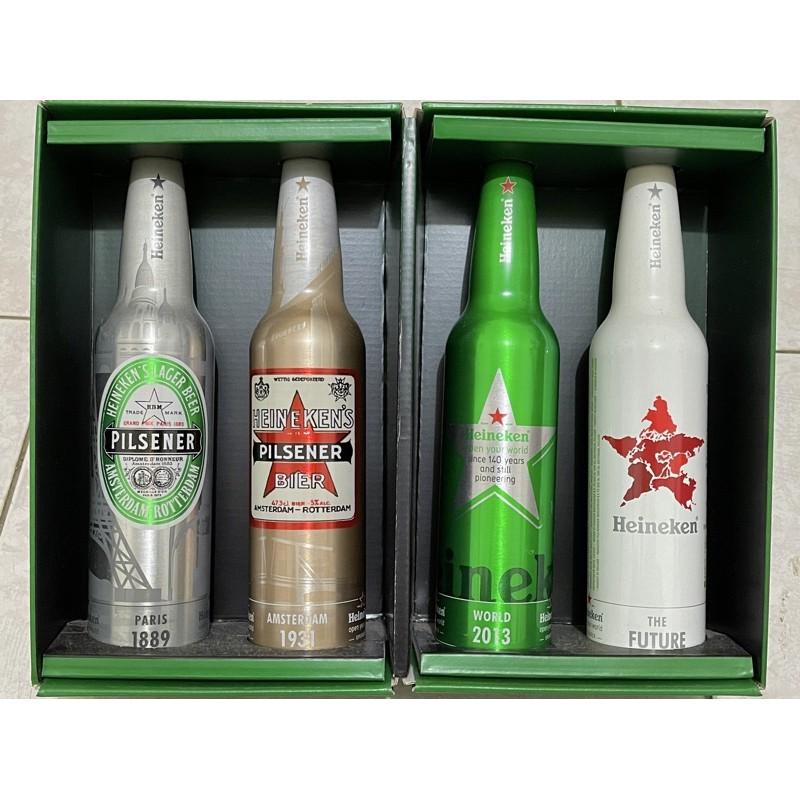 2013 Heineken® 紀念瓶(收藏品尚未開瓶) 海尼根限量