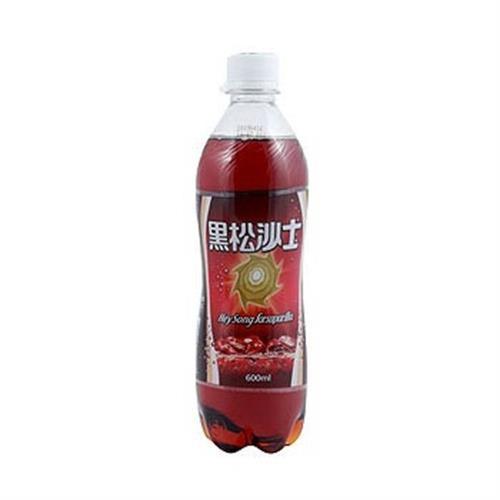 黑松 沙士(600mlX4瓶/組)[大買家]