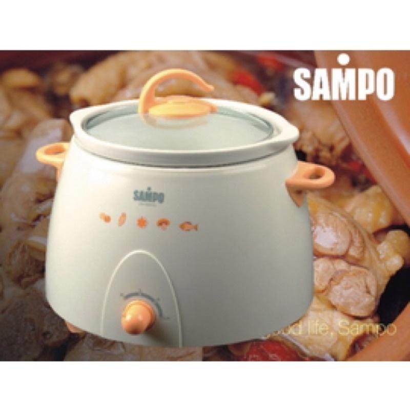 全新出清 SAMPO 聲寶陶瓷燉鍋TQ-L5301CL