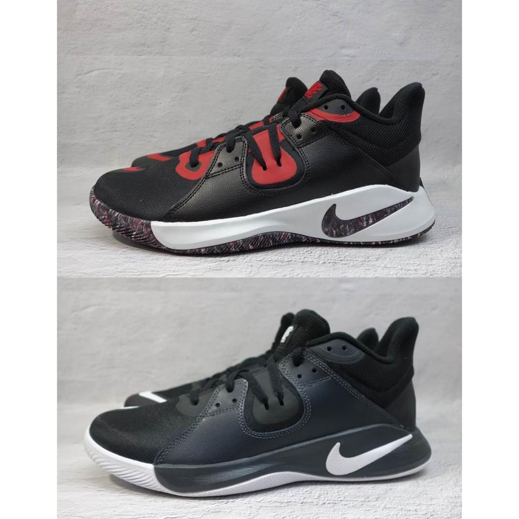 [麥修斯] NIKE FLY.BY MID 籃球鞋 類似 PG2 男款 CD0189-002 CD0189-001