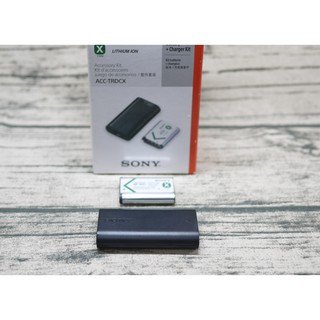 SONY ACC-TRDCX 充電電池旅行充電組 充電器 BC-DCX 充電電池 NP-BX1 臺南市