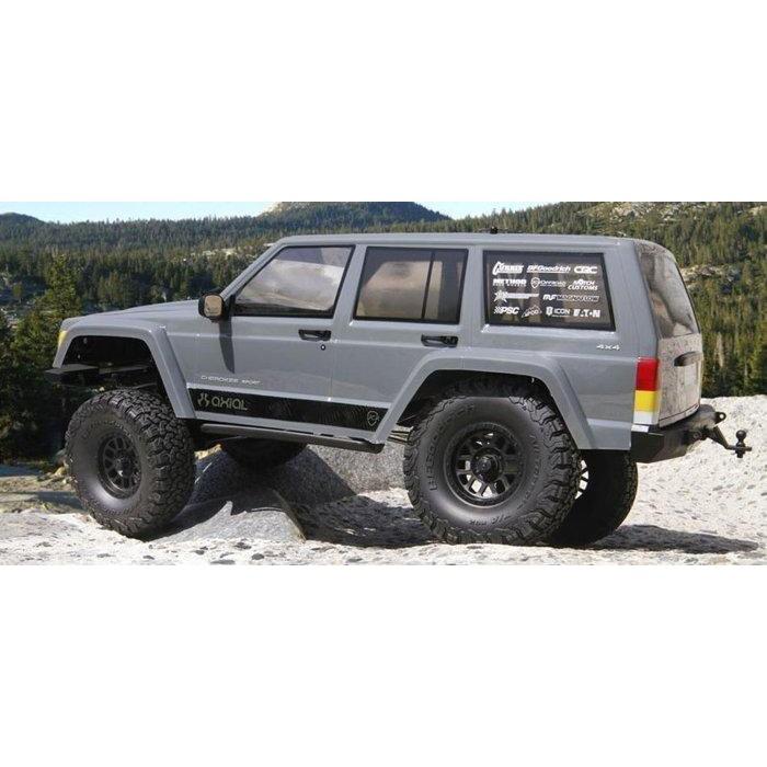 V-TOY  AX90047 SCX10 II 2000 Jeep Cherokee 1/10 4WD RTR 攀岩車