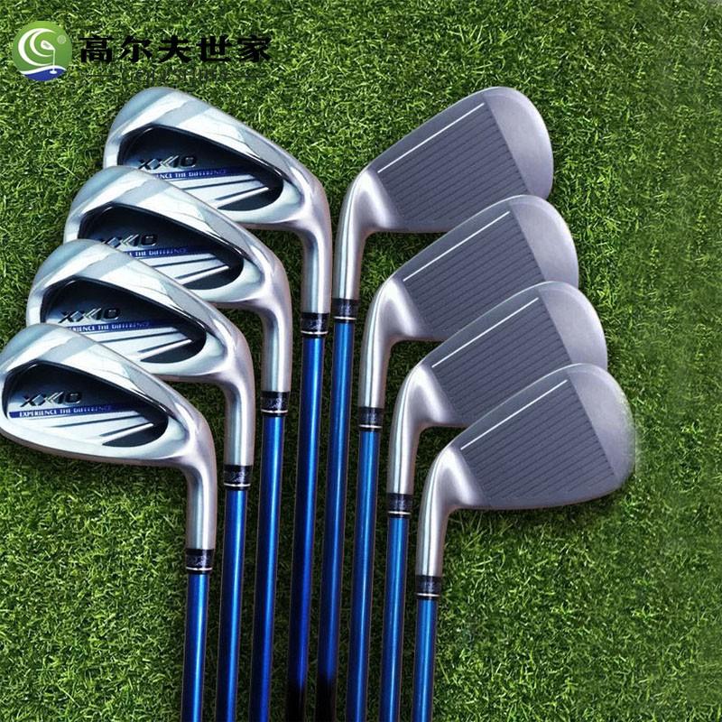 高爾夫球桿 XX10 MP1100 男士鐵桿組 8支裝