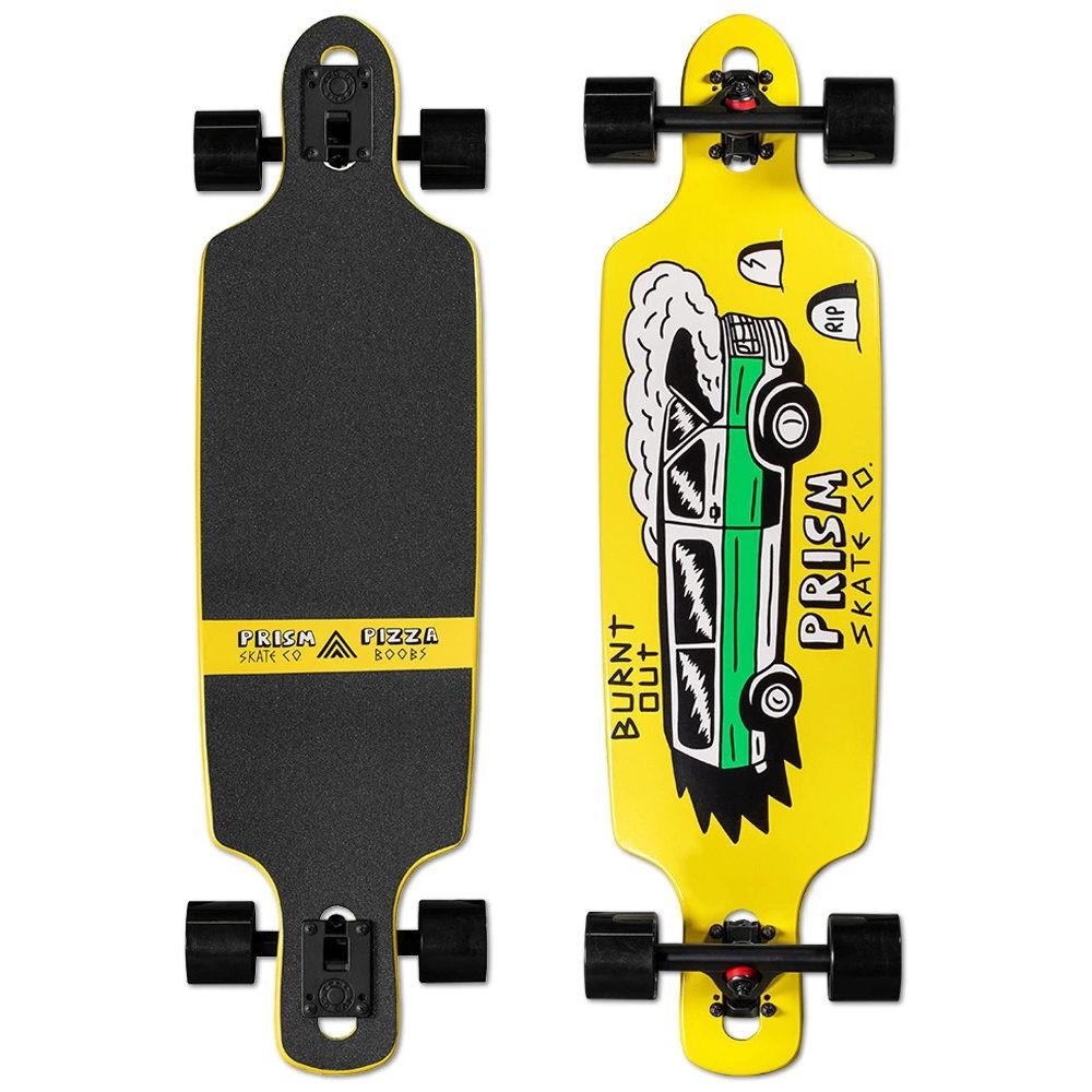 【Prism】 Skateboards (滑板、長板) - Skewer (Pizza Boobs 整組)