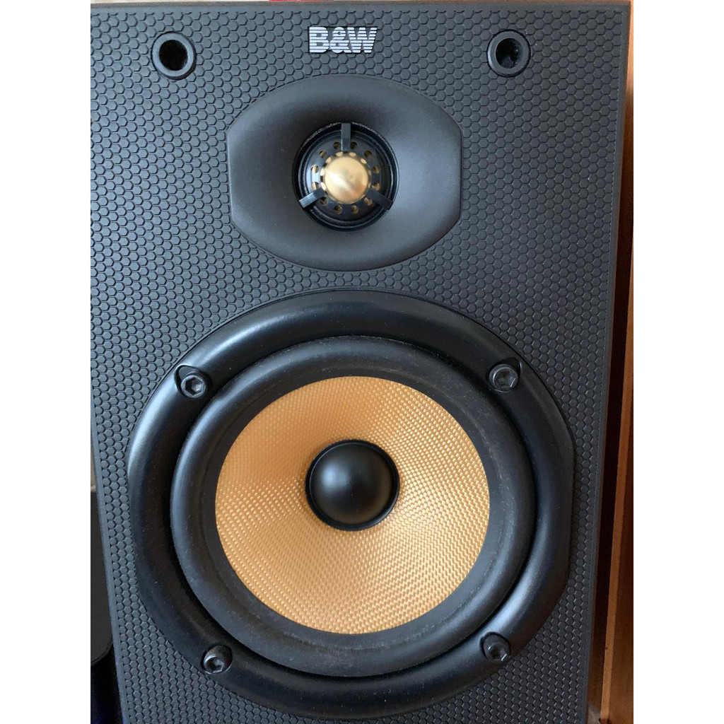 英國Bowers & Wilkins B&W DM601 書架式喇叭
