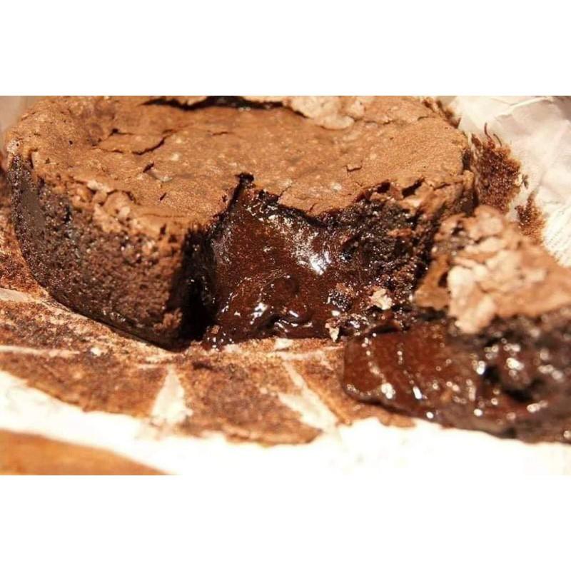 『黑貓公公手作坊』半熟醜八怪巧克力蛋糕@限低溫寄送或桃園區取貨