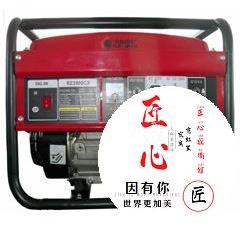 【匠心】現貨 EPA美制60HZ110V/220V汽油3KW發電機,3KW小型發電機,家用發電機