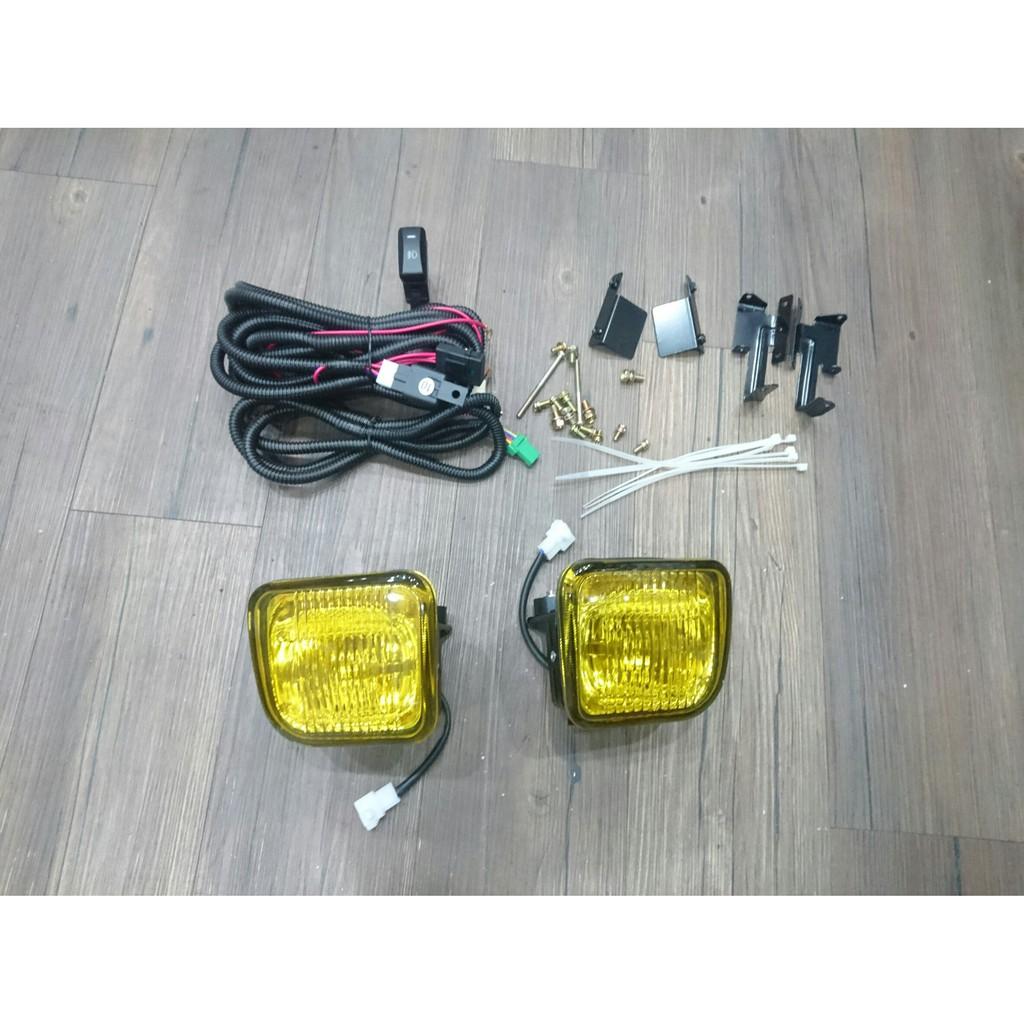絕版 Honda K8 六代 96-99 原廠型 霧燈總成 喜美 本田 CIVIC 霧燈 另有 K8小改款 K6