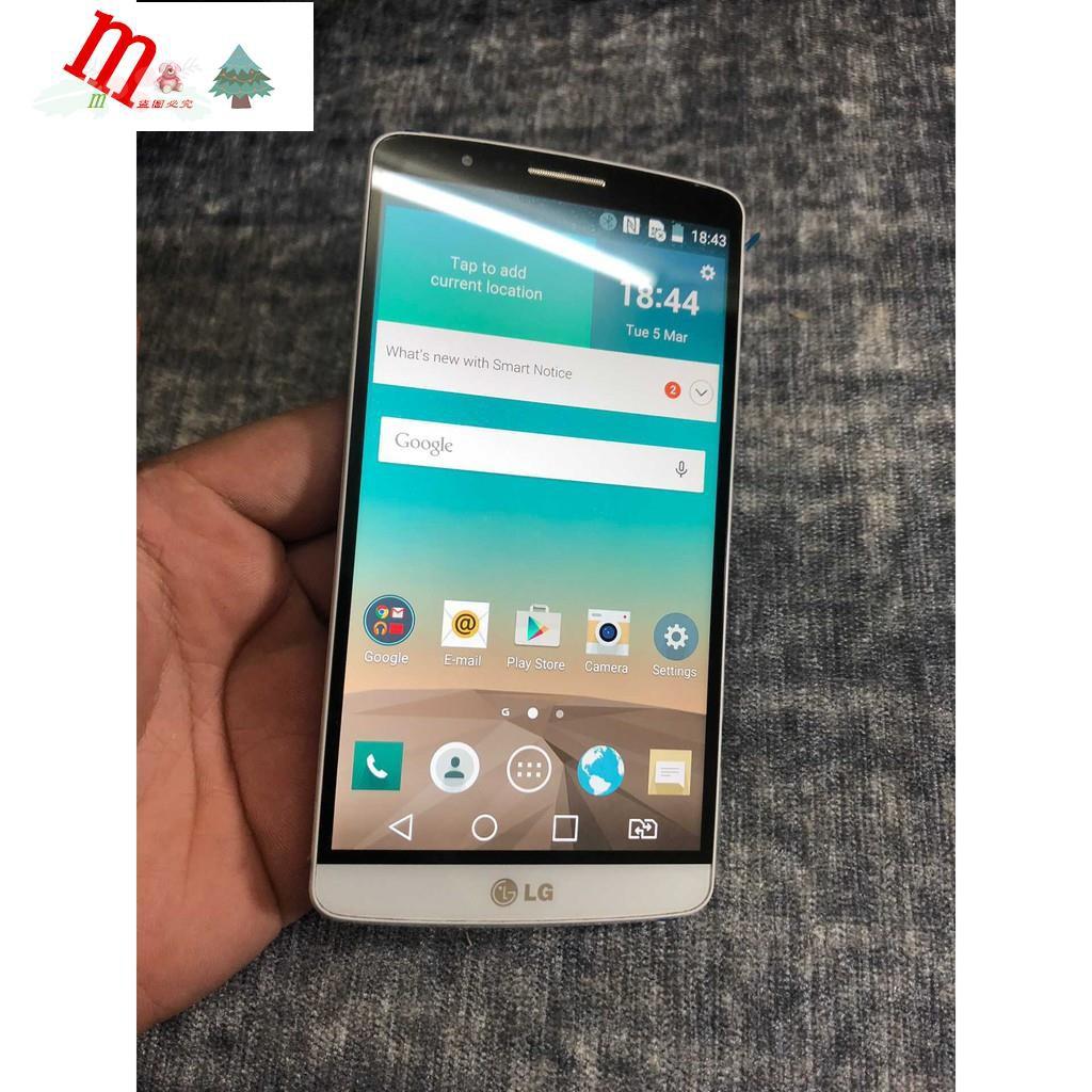 特價二手LG G3(3+32GB高配!!!)智慧型手機 福利機4G LTE 2560*1440解析度熒幕