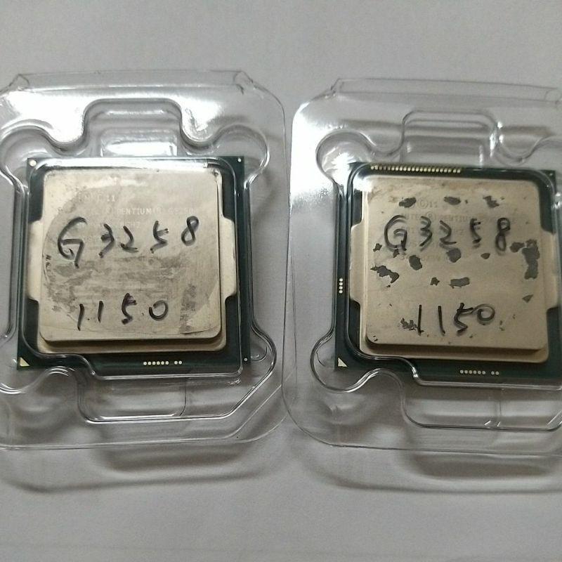 INTEL G3258 不鎖頻超值版 LGA1150腳位