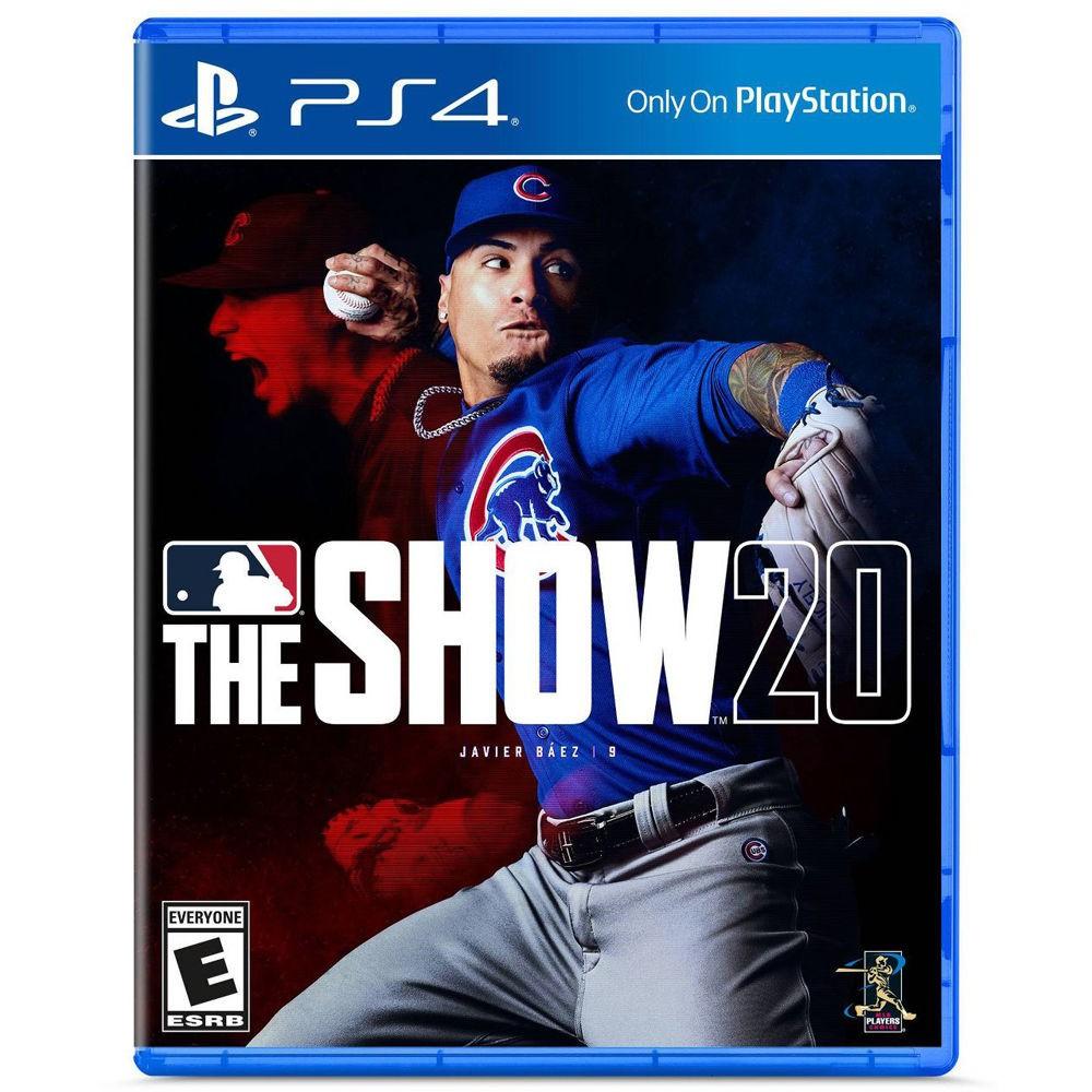 PS4 MLB 美國職棒大聯盟 系列 THE SHOW 20 英文 永久認證版/永久隨身版 (數位版)