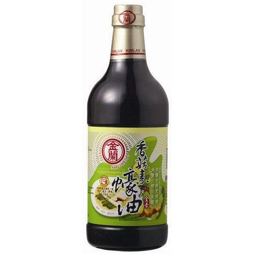 ★買一送一★金蘭香菇素蠔油1000ml【愛買】