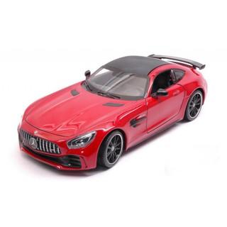 【國王玩具】Welly 威利 1:24 1/ 24 賓士 Mercedes AMG GT R 金屬 合金 模型車 屏東縣