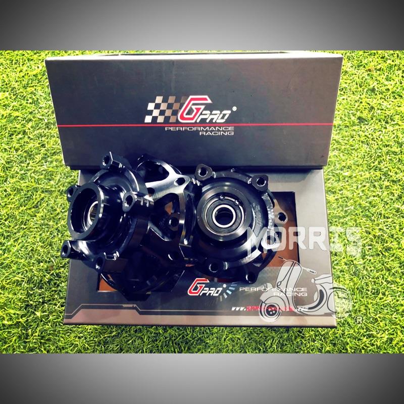 [ Morris Vespa ] GPRO 輕量化 鋁合金 哈姆 前輪 輪轂 GTS Sprint LX S