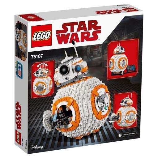 [玩樂高手附發票] 樂高 LEGO 75187 BB-8™