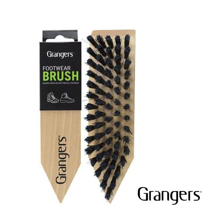 Grangers 英國 Boot Brush 鞋類清潔刷 戶外 清潔保養 Grangers鞋刷 GRF89 綠野山房