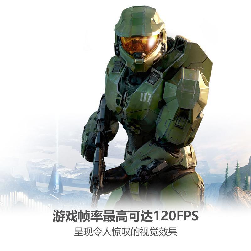 電玩~現貨微軟Xbox Series X遊戲主機國行日版XSX次世代主機