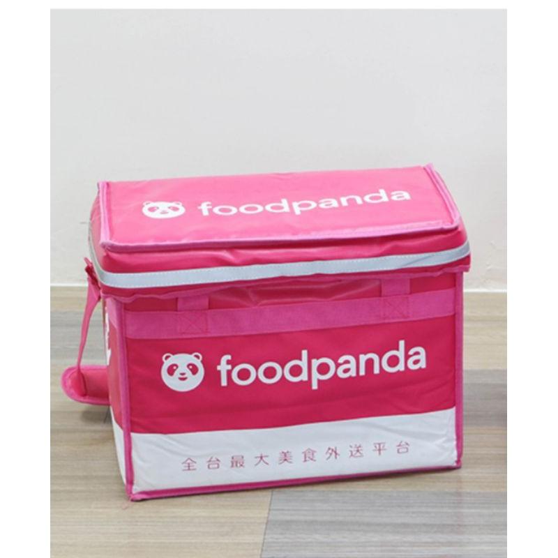 熊貓 foodpanda 外送箱 前踏 6格小箱
