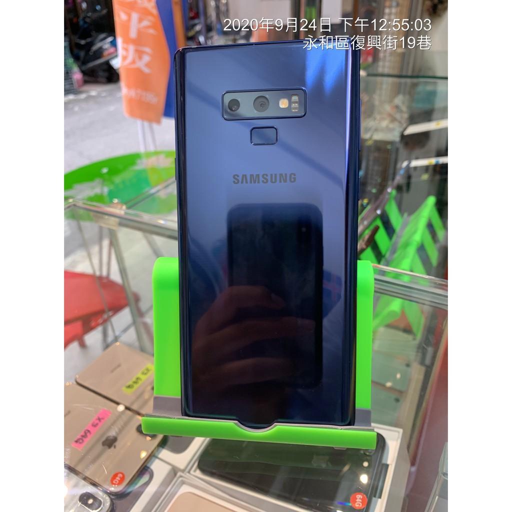 【含稅含發票】 SAMSUNG Note9 512G 螢幕6.4吋 三星 二手機 台機店 3C sheng 台中 頂溪