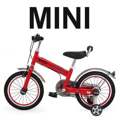 正版授權 英國 Mini Cooper 兒童腳踏車 單車  16吋
