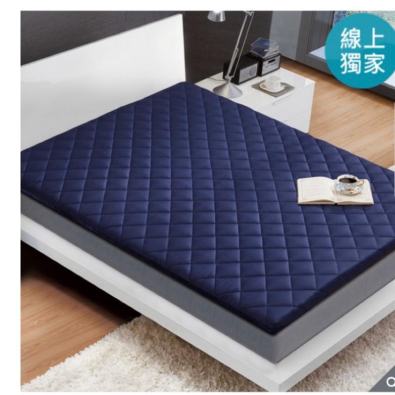 COSTCO 好市多線上代購 CASA 雙人四季透氣乳膠床墊 152 x 190 x 5 公分