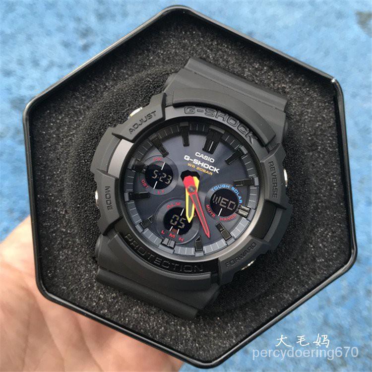 卡西歐男錶GAS-100BMC-1A GA-700BMC-1A GA-140BMC-1A時尚運動錶