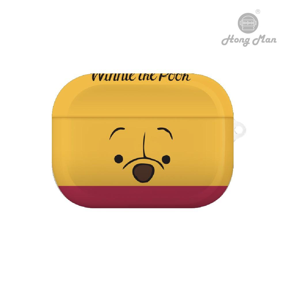 【預購】【Hong Man】迪士尼 系列 Airpods Pro 耳機 保護套 大臉系列 小熊維尼