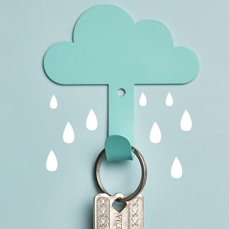 【台灣24H出貨】掛勾 掛鉤 雲朵造型掛勾 白雲黏貼掛勾 居家掛鉤 黏膠掛鉤 居家收納【RS1206】