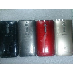 ASUS ZenFone 2 ZE550ML ZE551ML 5.5吋 原廠背蓋 電池蓋 髮絲紋/皮革 (現貨)