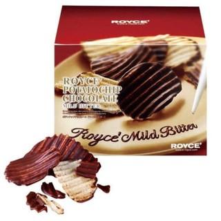 日本 Royce黑巧克力洋芋片~6/ 2到貨 彰化縣