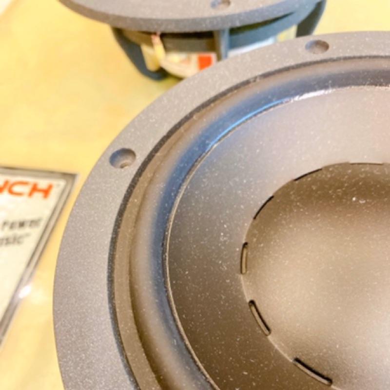 丹麥品牌DYNAUDIO 242 6.5吋二音路汽車喇叭MW162 MD102 X252