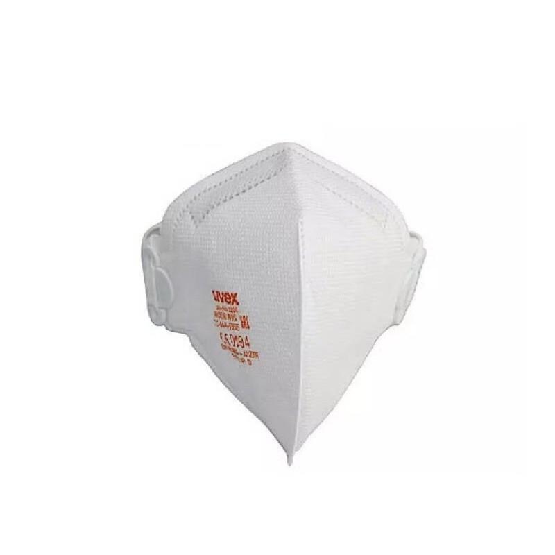 現貨❗️【uvex】silv-Air c3200 摺疊式防塵口罩 (無吐氣閥)—N95級❗️