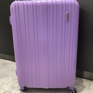 全新未拆2018年新色薰衣草紫 American Tourister 美國旅行者28吋可擴充行李箱 台南市