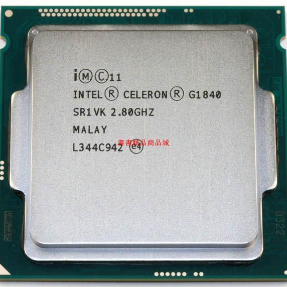 熱銷英特爾 G1820 G1840 G3220 G3240 G3250 G3260 1150CPU散片