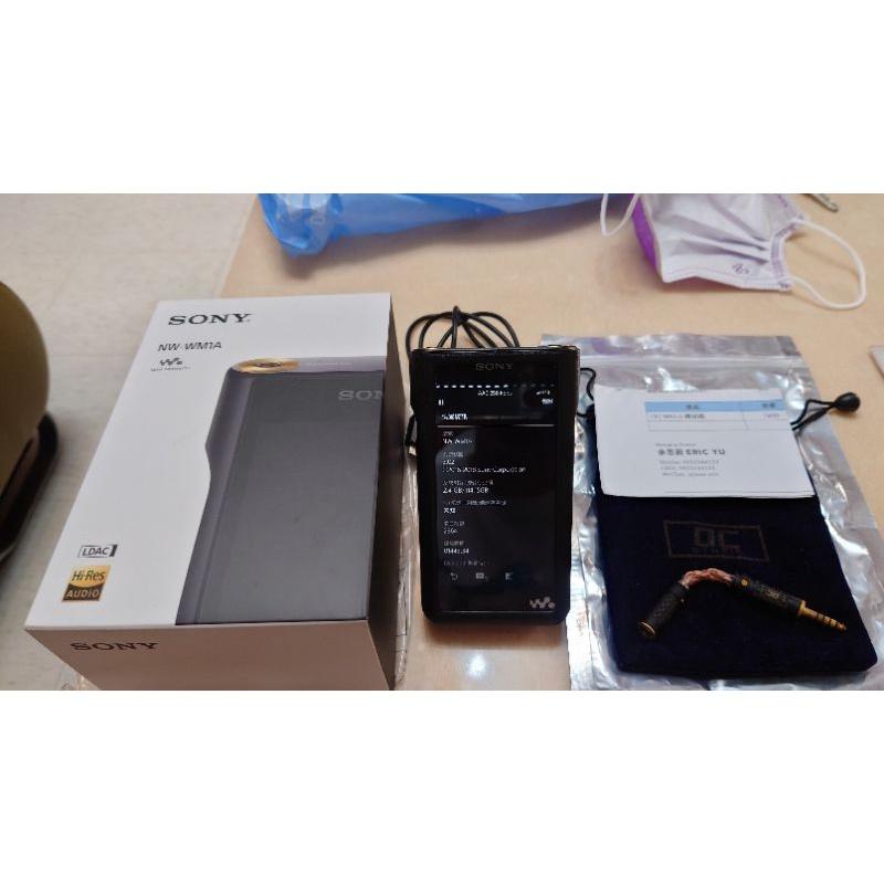 經典銘機 Sony wm1a 黑磚 (贈 OC 2.5轉4.4線公司貨過保)