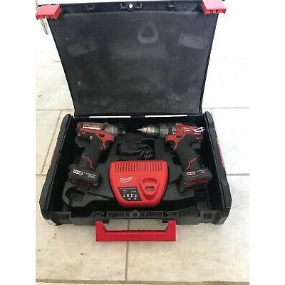 【中台工具】米沃奇 可堆疊工具箱 12v/18v 電動工具 起子機 電鑽 M12 FID FPD FIW CHZ 牧田