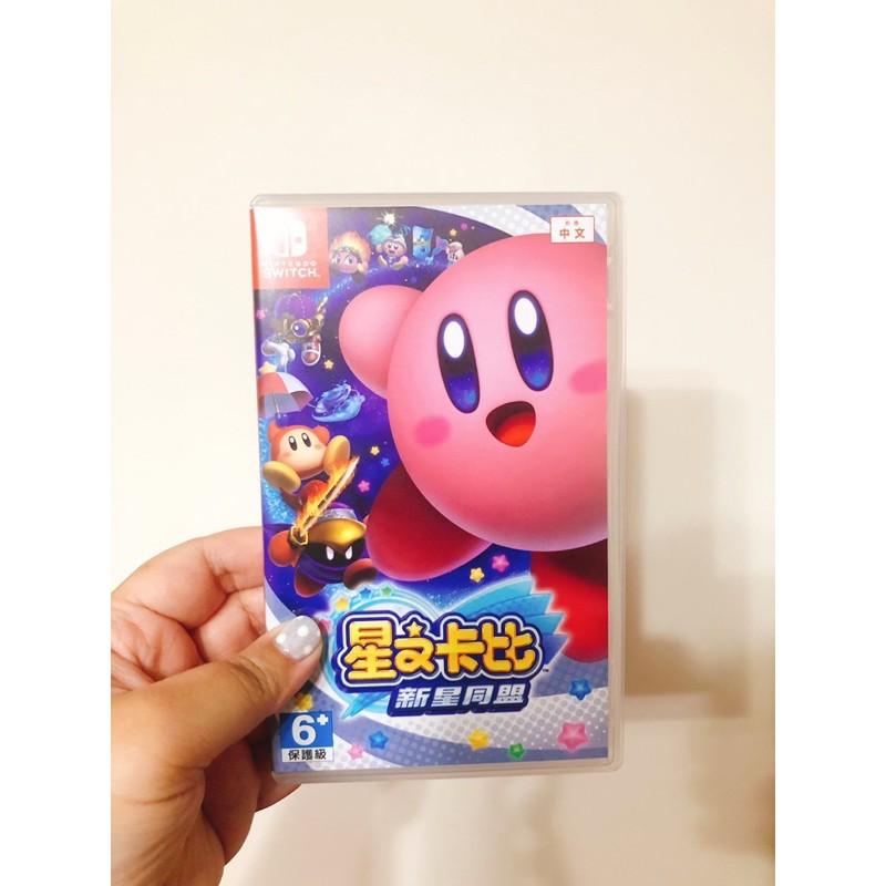 【二手遊戲片】NS Nintendo Switch《卡比之星 新星同盟》中文版
