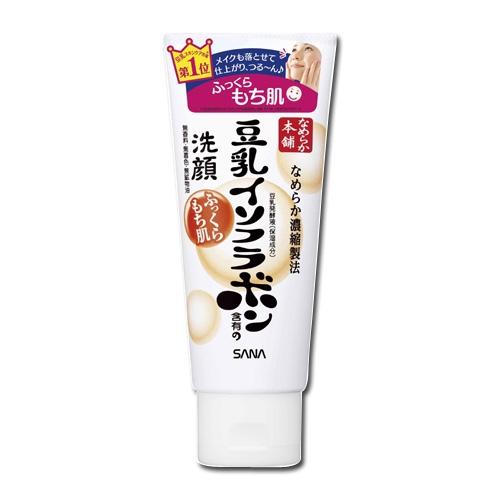 SANA 豆乳美肌洗面乳(150g)【小三美日】D450310