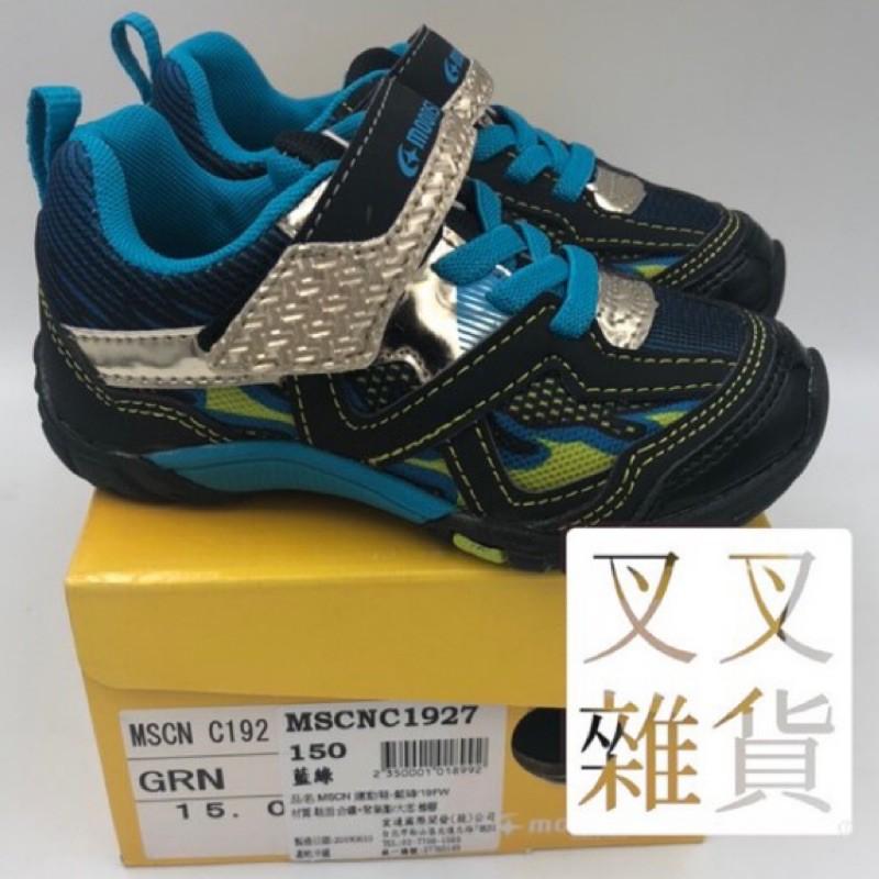 ✨《叉叉雜貨》✨🇯🇵MOONSTAR 月星童鞋 兒童布鞋 兒童運動鞋 學步鞋 兒童鞋墊 兒童矯正鞋墊 MSCNC1927