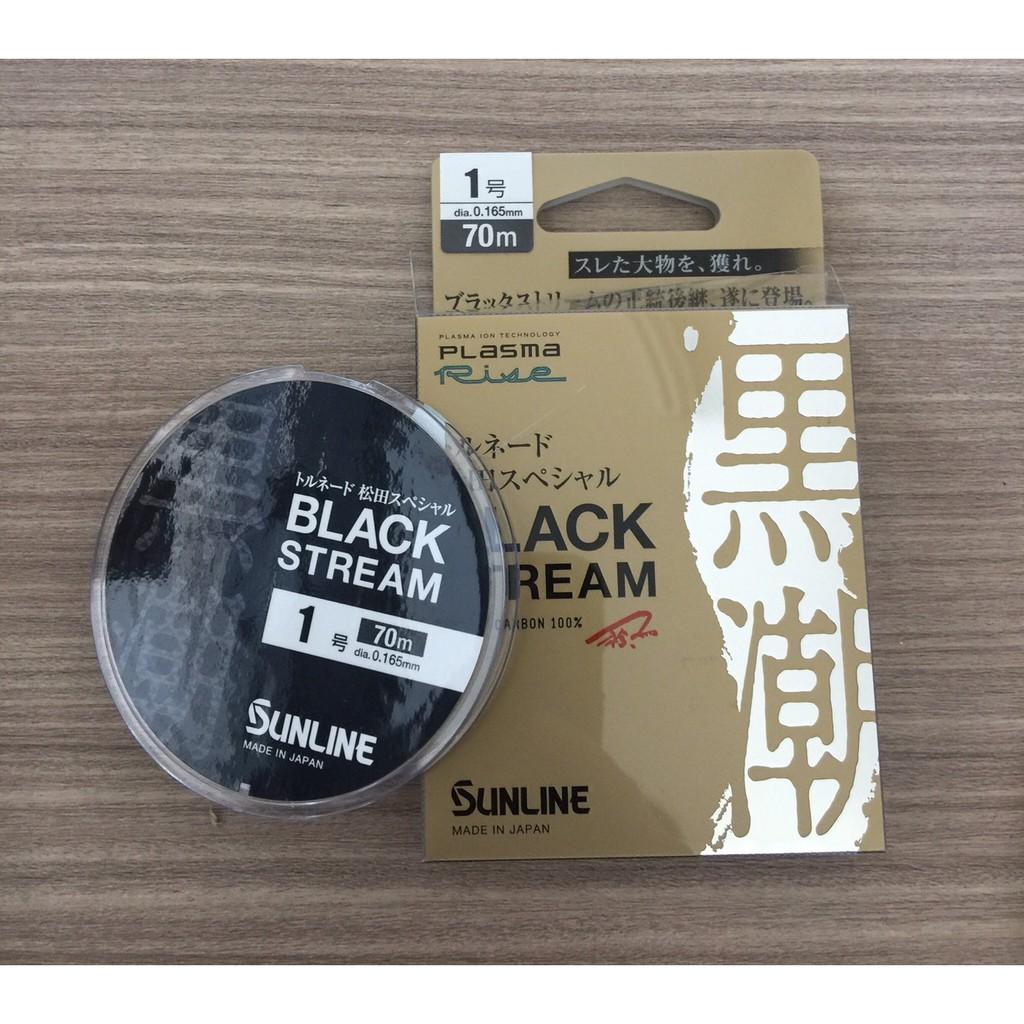 🔥【平昇釣具】🔥SUNLINE 松田 黑潮 BLACK STREAM 子線 70米/50米 全新品