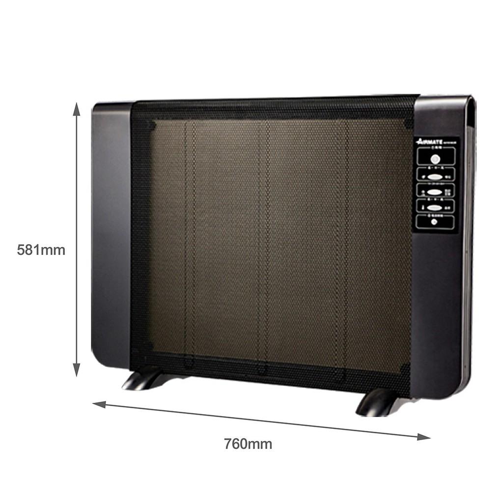 !好市多線上代購(宅配免運) #100887 艾美特 電膜式電暖器 (AHY81003R)