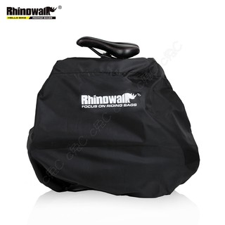 Rhinowalk-全新22吋小折疊車裝車包:防水防塵輕便攜車袋 20吋小摺疊車收納袋整車包 16吋裝車袋 14吋攜車包 新北市
