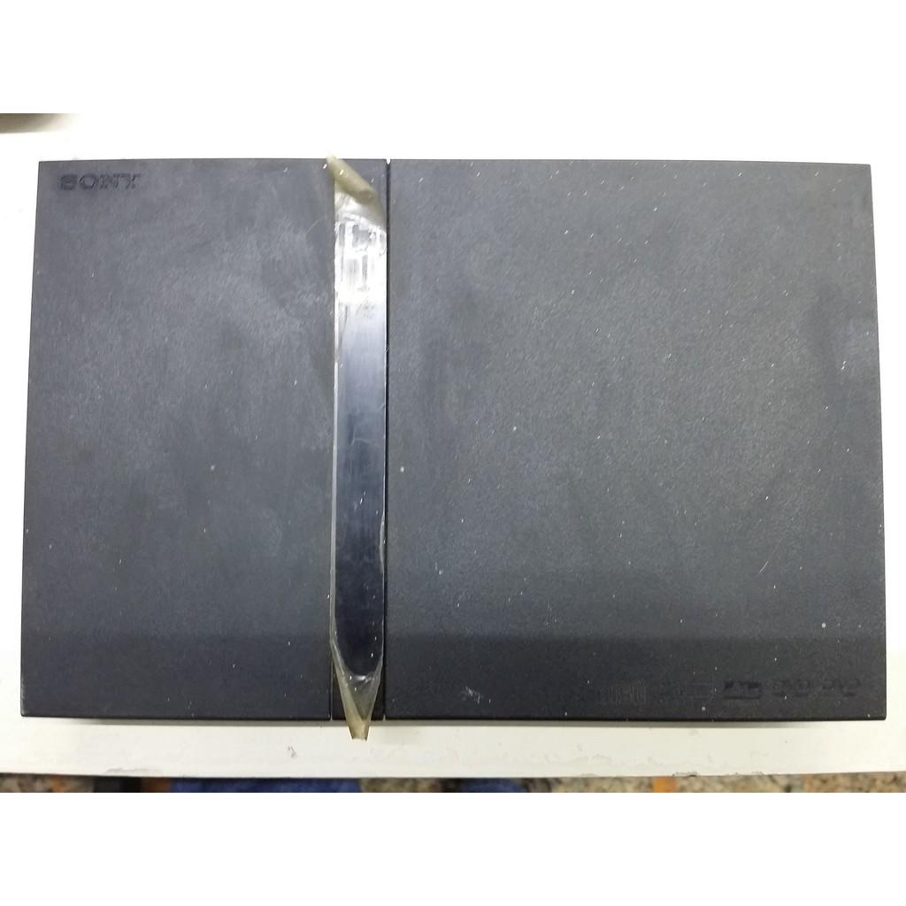 PS2 75007 遊戲主機 薄機 故障 零件機