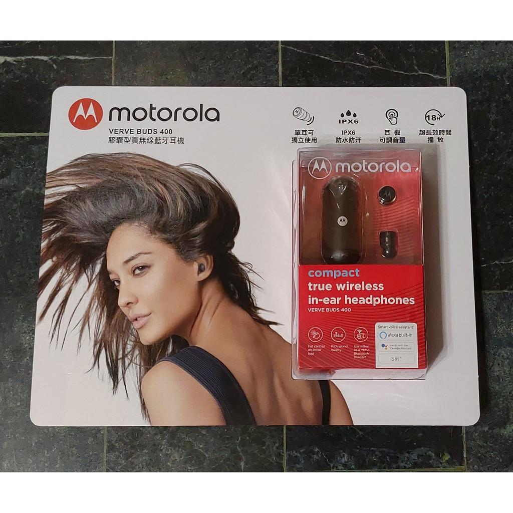 COSTCO 好市多 Motorola 真無線藍牙耳機 Motorola Earpods Verve Buds 400
