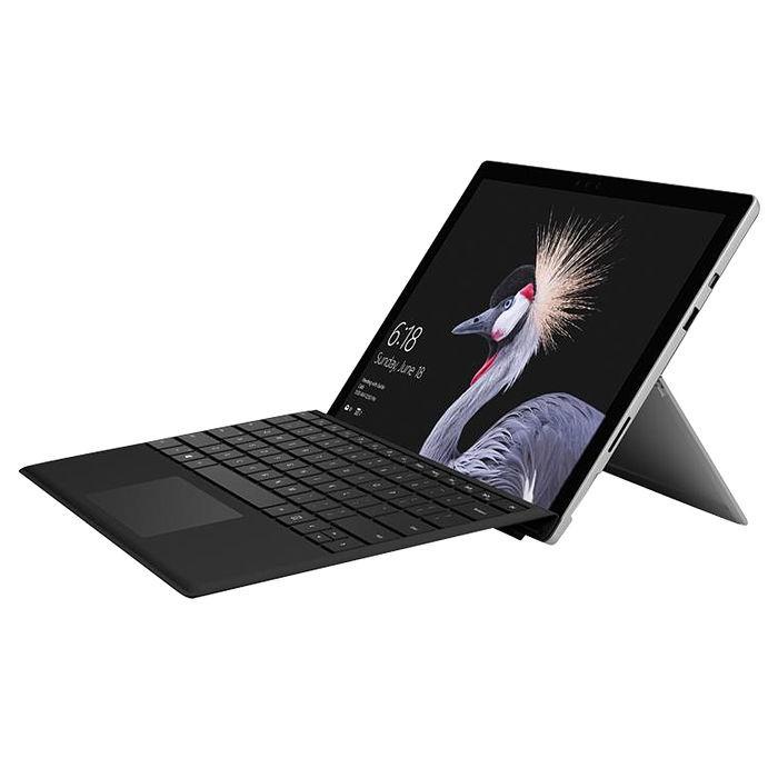 【Microsoft 微軟】New Surface Pro (i5/4G/128G)平板筆記型電腦 12吋 搭配實體鍵盤