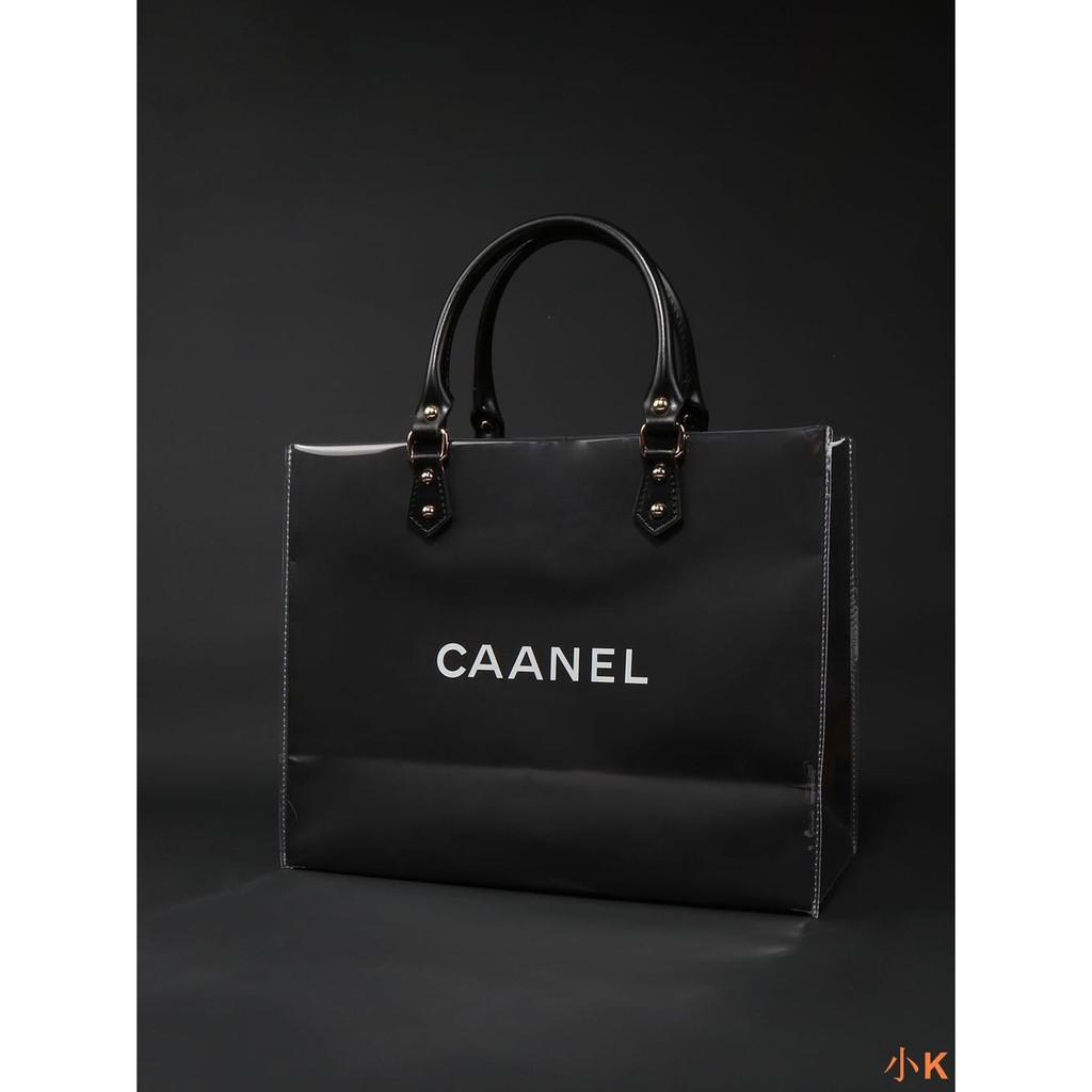 小K  大牌紙袋改造 改造透明外殼配件 紙袋改造 禮品袋改裝 手提袋 材料配件 材料包 大牌紙袋 精