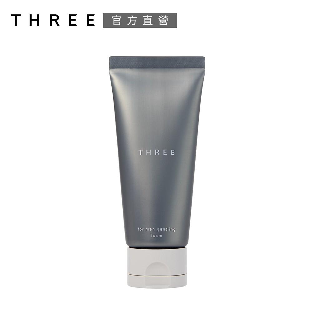 THREE 都會型男洗顏皂霜 80g